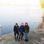 ՈՒսումնական-լրագրողական ճամփորդություն դեպի Երևանյան լիճ